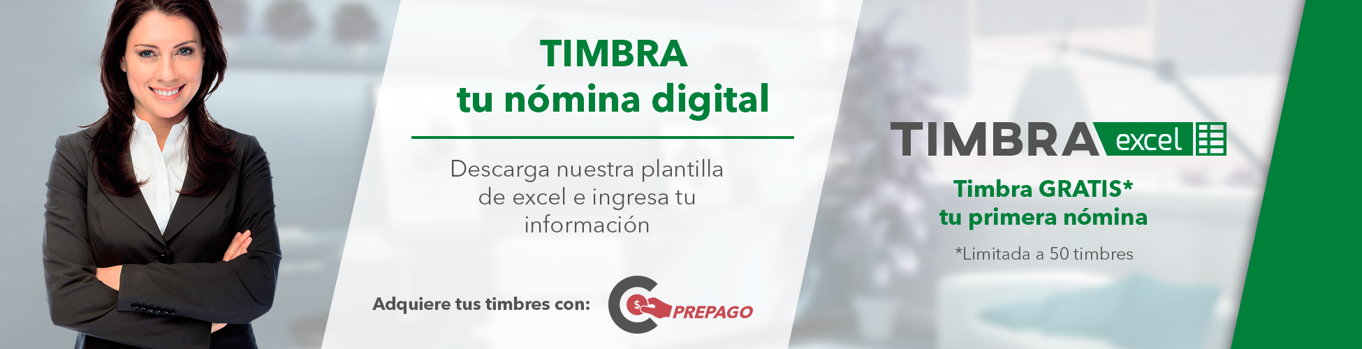 Timbra Excel
